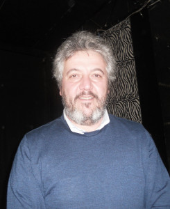 Roberto Mastrantonio candidato primarie Centrosinistra