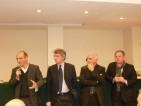 Da sinistra Cremonesi, Sassoli, Nanni e Scorzoni