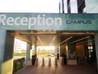 Reception CampusX