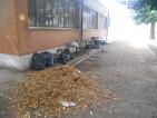 I sacchi di immondizia mai raccolti da Multiservizi