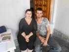Irina Maticiuc e Robert Sergiu Maticiuc