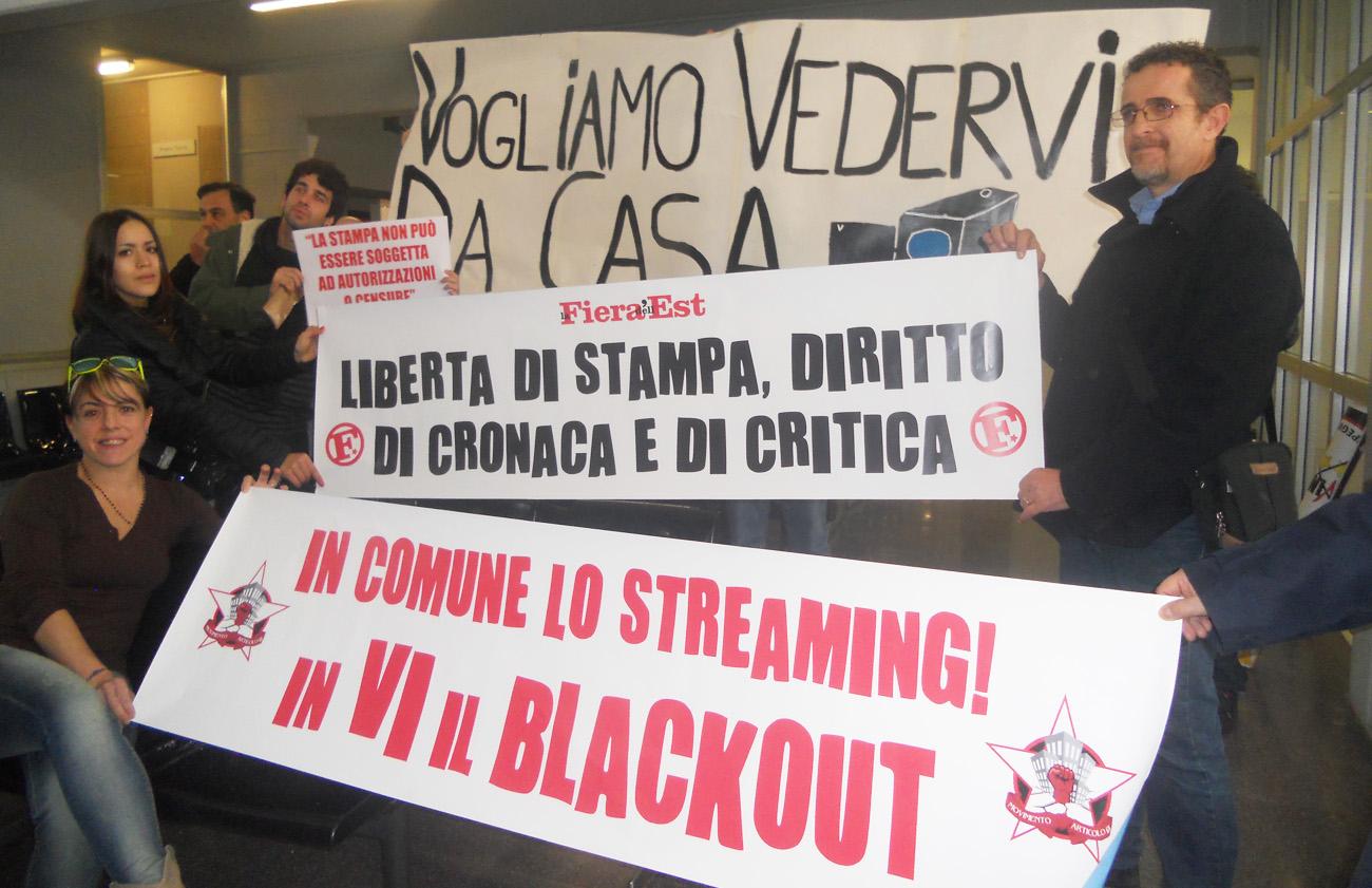 blackout VI
