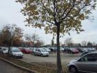 parcheggio tor vergata