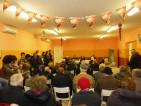 La sala riunioni della Pol.Villaggio Breda