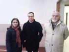 Marina Manoni, Lorenzo Tacchi e Franco Manoni