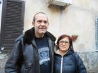 Paolo Di Luzio e Paola Farroni
