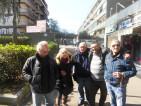 Massimiliano Rossi, Paola Salvemini, Giampaolo Aresu, Antonino Sergio e Rino Farina