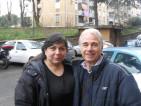 Angela Barone e Michele Calimera