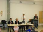 L'avvocato Galeani, Anna Addante e il Consigliere Corsetti
