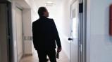 Il Consigliere Santori in sopralluogo nell'ala disabitata al terzo piano della Asl