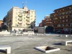Centocelle piazza dei mirti-rotatoria (2)