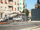 Centocelle piazza dei mirti-rotatoria (3)