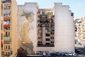 Torpignart murales Etam Cru