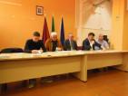 Conferenza stampa Sicurezza Urbana Partecipata
