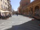 I lavori di riqualificazione quartiere Pigneto