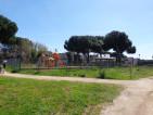 Area giochi Villa de Sanctis