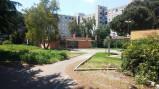 La Comunità di Sant'Egidio e il parco al civico 76