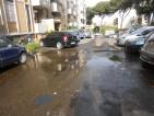 Perdita d'acqua al civico 103