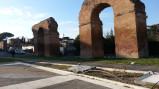 Piazza acquedotto alessandrino
