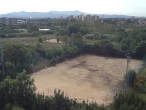 Altra panoramica area abbandonata Municipio V
