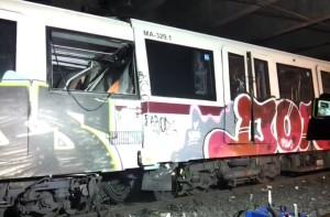 Rimozione treno