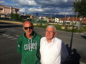 Alberto Tasso e Carmelo Vitale