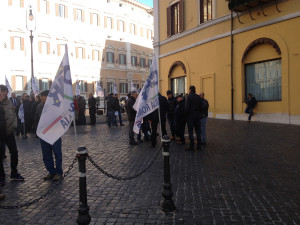 Manifestazione CAR montecitorio1